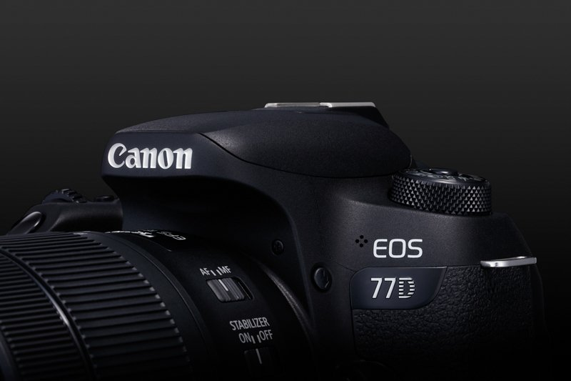 canon eos feature shot